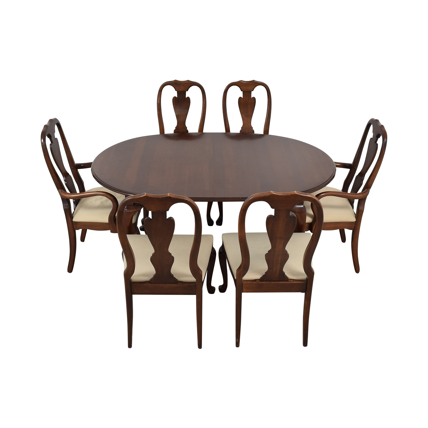 Crawford Furniture Extendable Wood Dining Set / Dining Sets