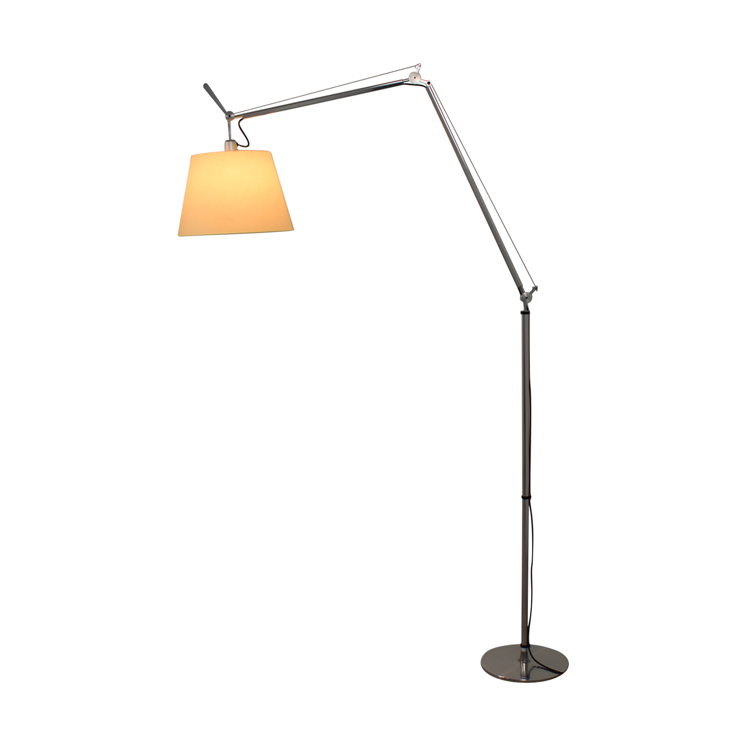 buy Design Within Reach Tolomeo Arched Mega Floor Lamp Design Within Reach Lamps