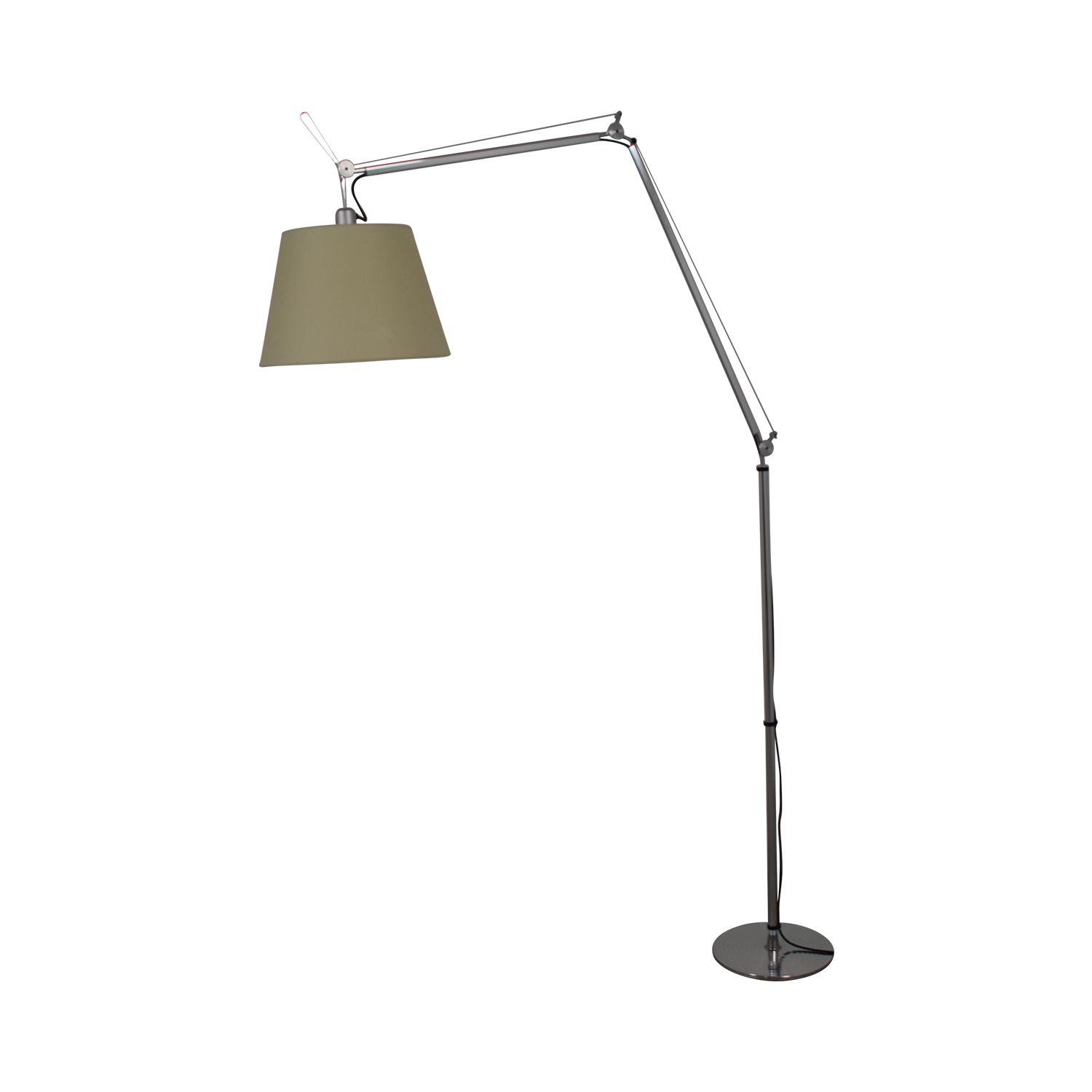 Design Within Reach Design Within Reach Tolomeo Arched Mega Floor Lamp nj