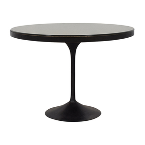 buy Restoration Hardware Restoration Hardware Aero Round Dining Table online