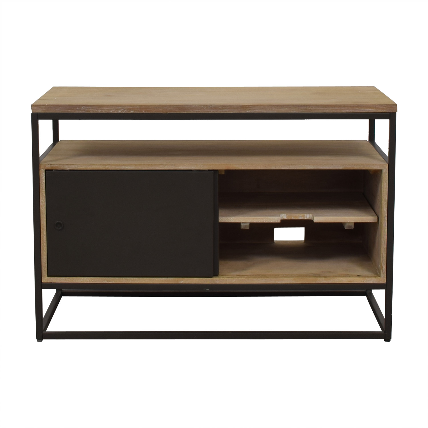 shop West Elm West Elm Wood Media Storage Unit online