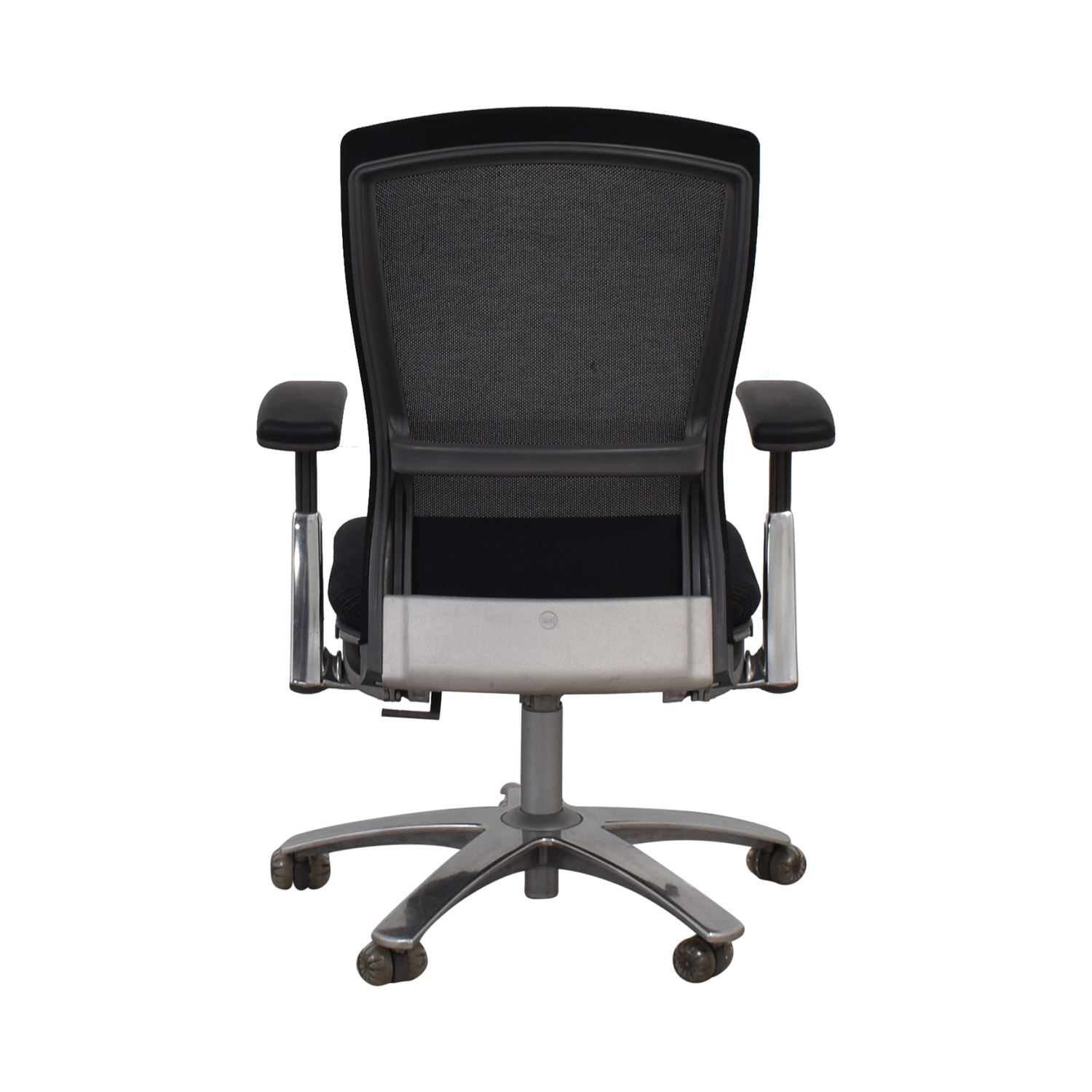 Knoll Knoll Life Black Striped Desk Chair price