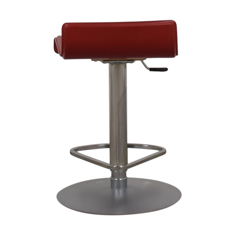 buy Ligne Roset Red Bar Stool Ligne Roset Chairs
