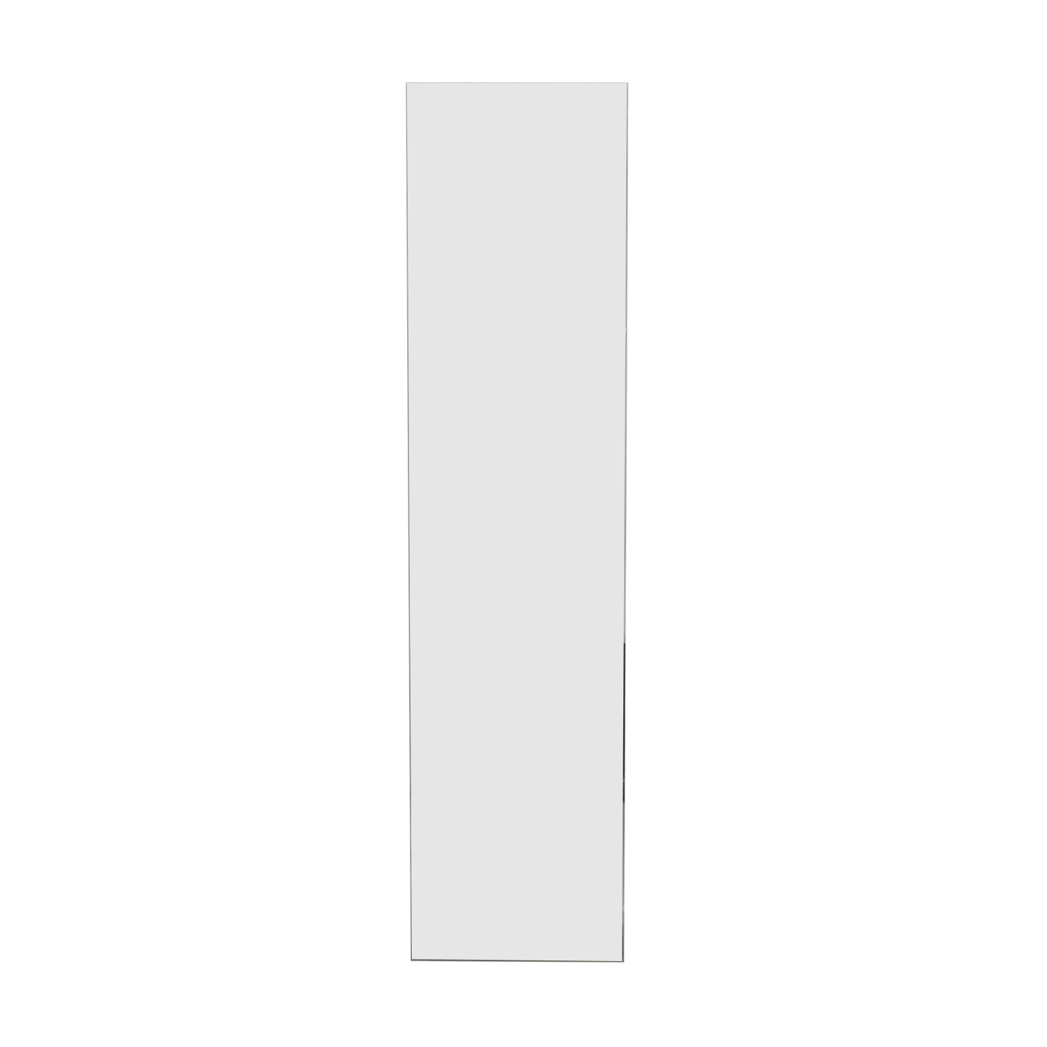 Narrow Tall Bevel Edge Mirror sale