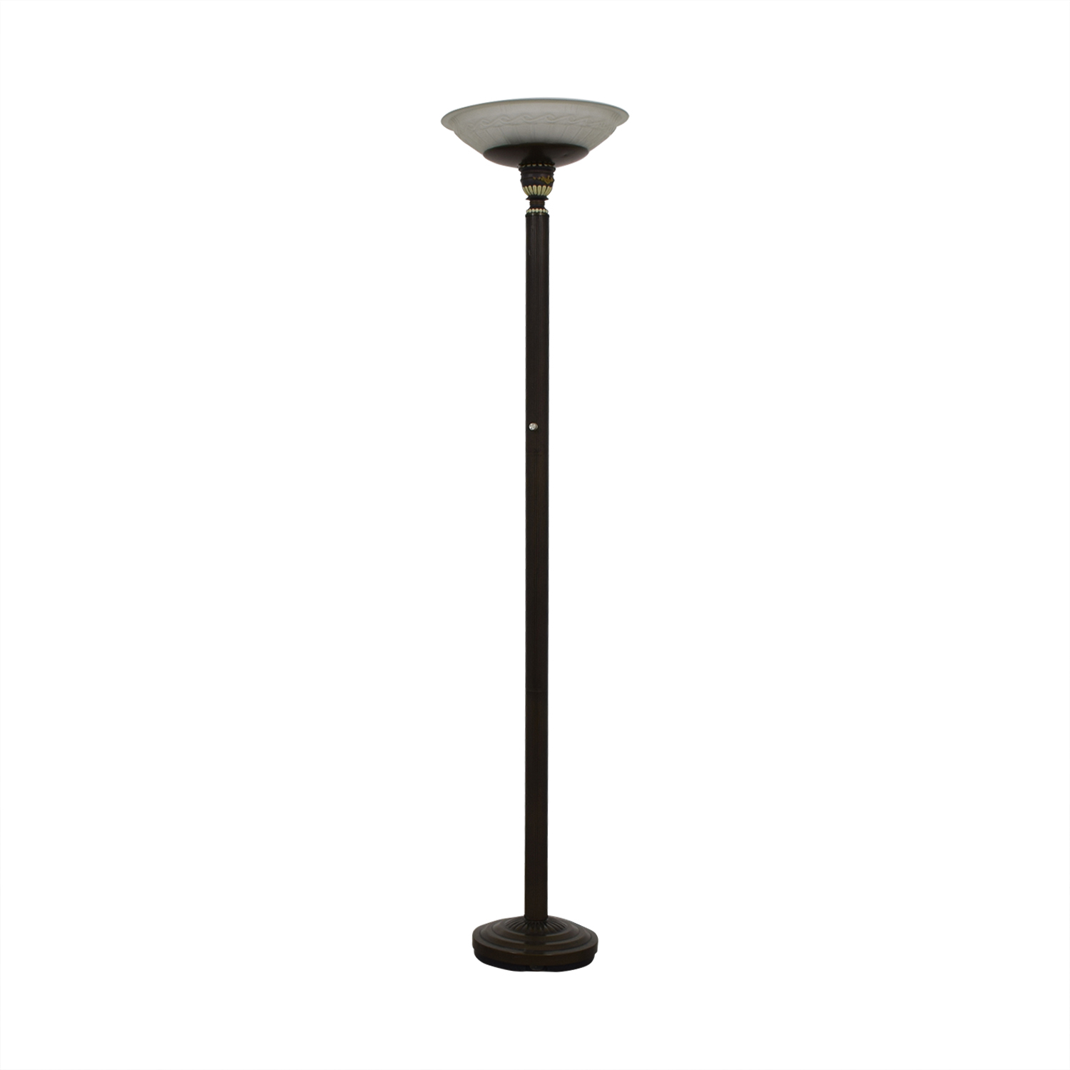 Torchiere Floor Lamp dimensions