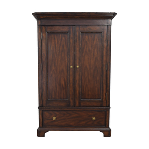 Ralph Lauren Home Ralph Lauren Single Drawer Media Armoire coupon