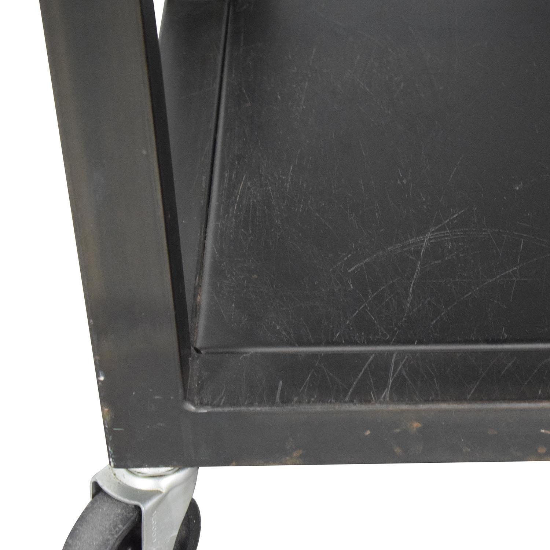 Industrial Reclaimed Media Desk / Tables