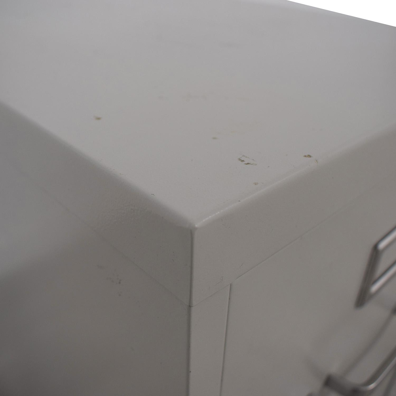 shop HON Vertical Beige Two-Drawer File Cabinet Hon Storage