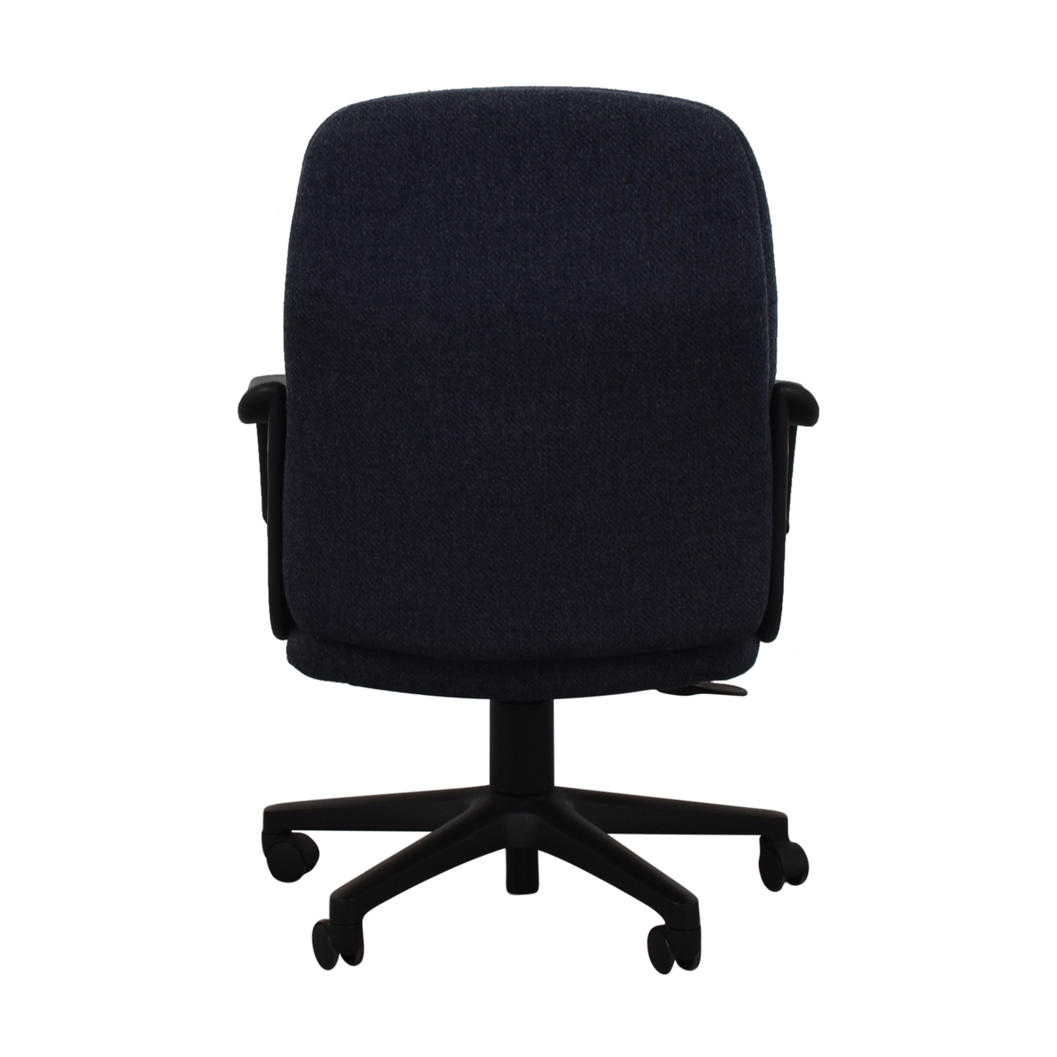 HON HON Grey High-Back Executive Swivel Office Chair dimensions