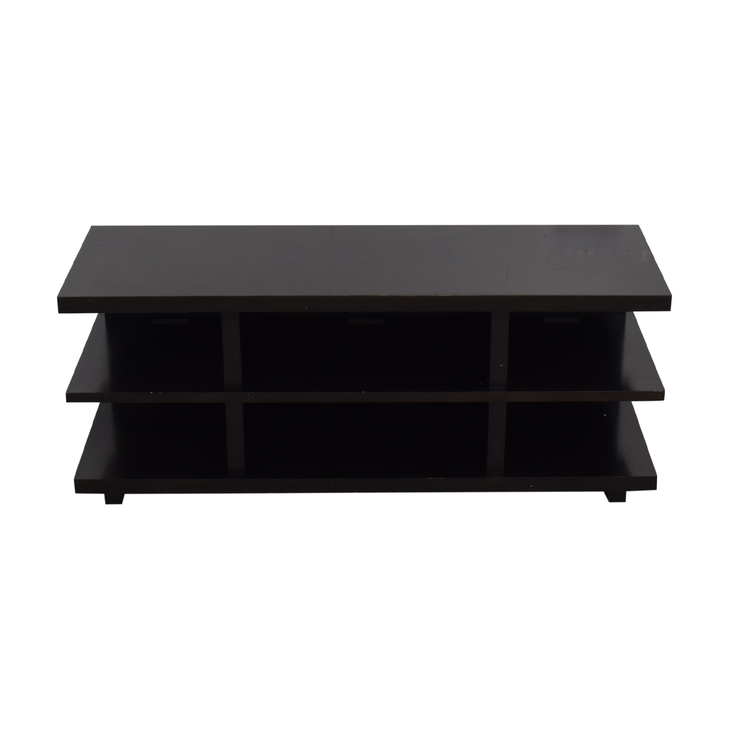 Room & Board Wood Media Console sale