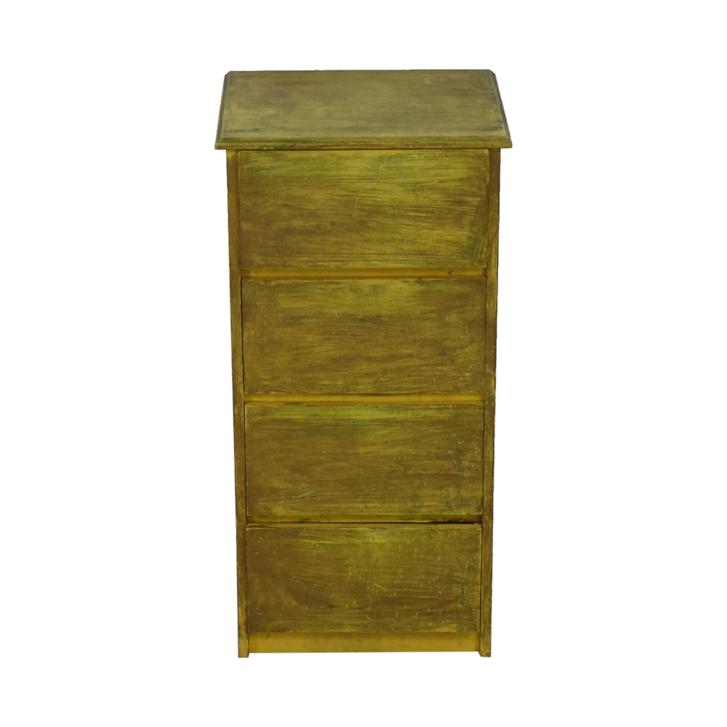 Joss & Main Joss & Main Distressed Green Four-Drawer Dresser coupon