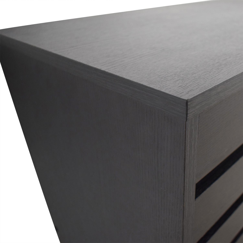 Joss & Main Black Storage Cabinet sale