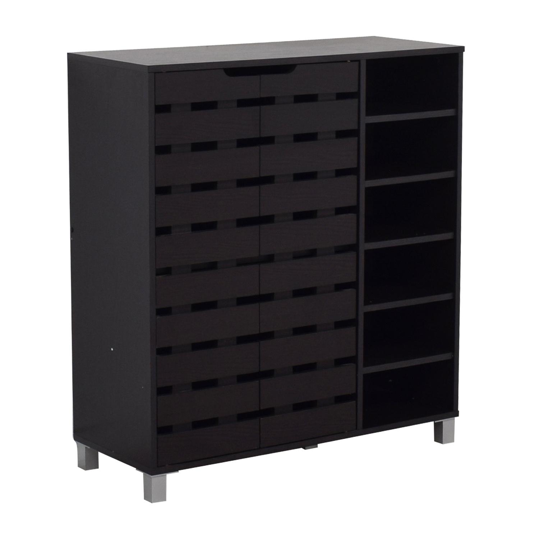 buy Joss & Main Black Storage Cabinet Joss & Main