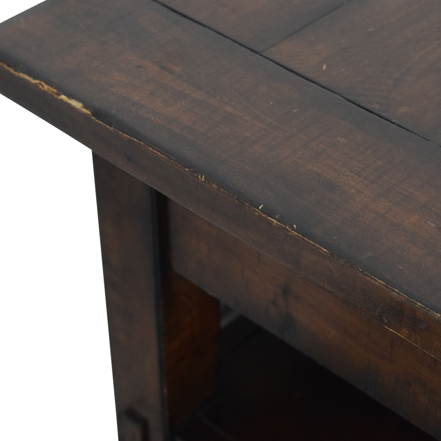 Pottery Barn Pottery Barn Benchwright Two-Drawer Coffee Table nyc