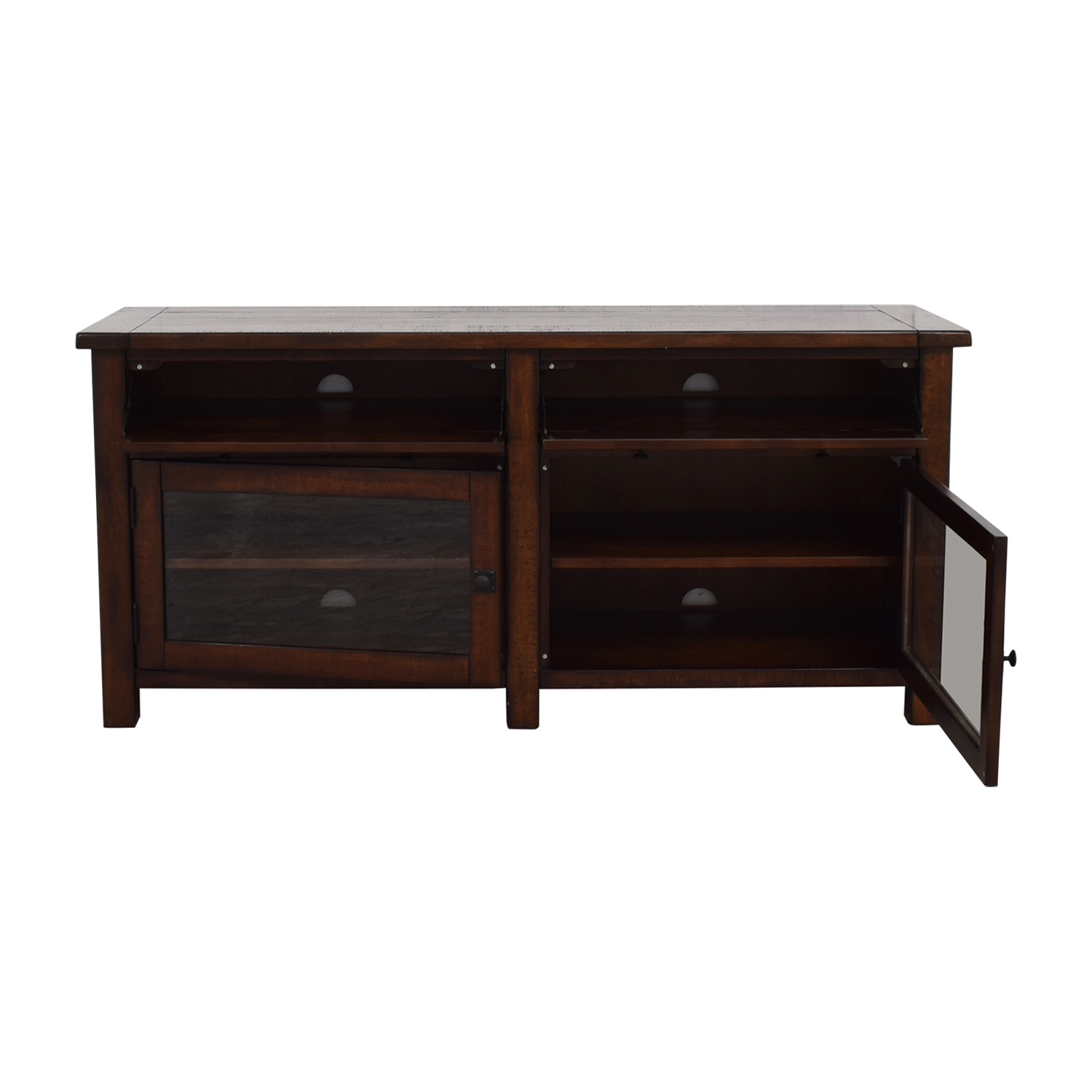 Pottery Barn Pottery Barn Benchwright Media Console