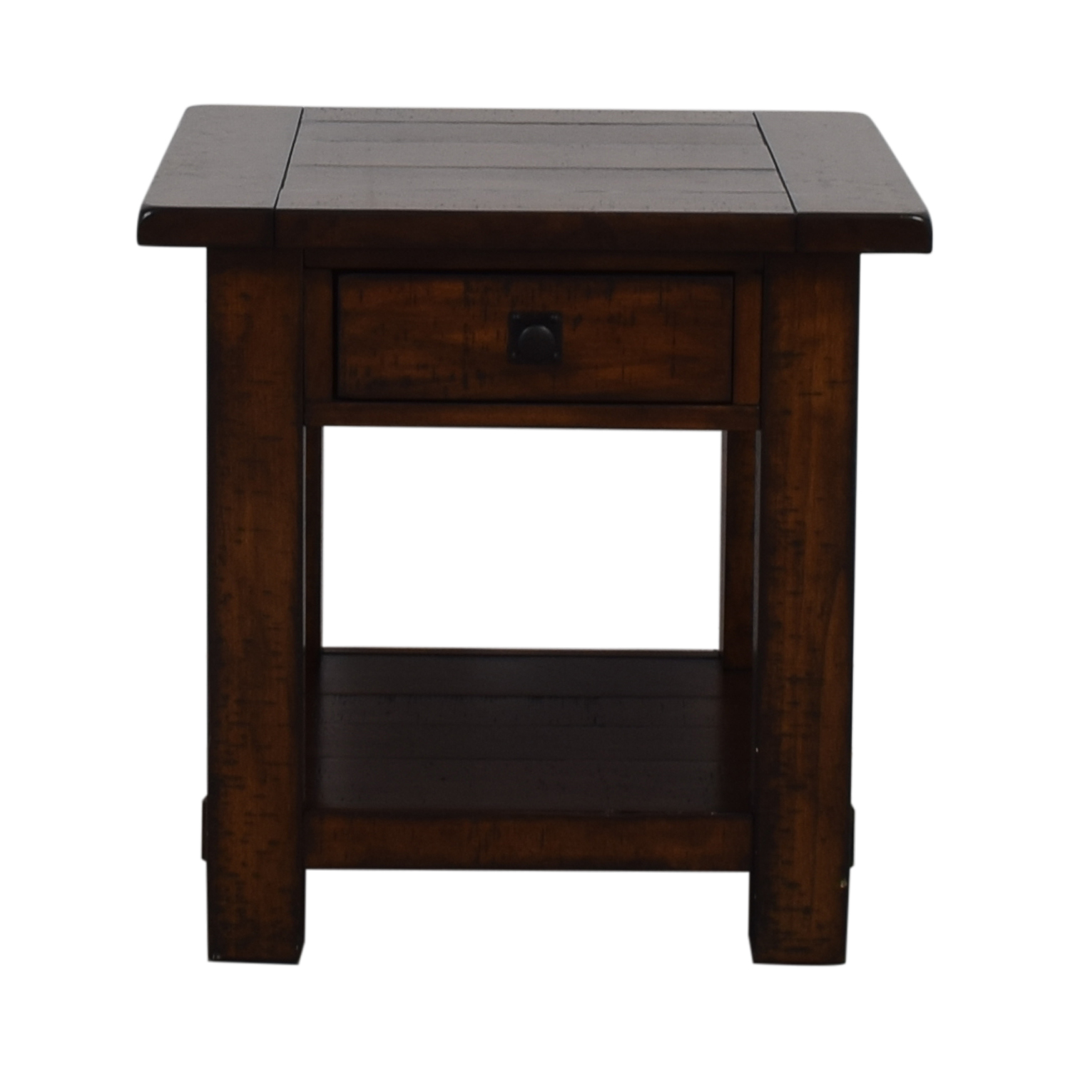 buy Pottery Barn Pottery Barn Benchwright Single Drawer Side Table online