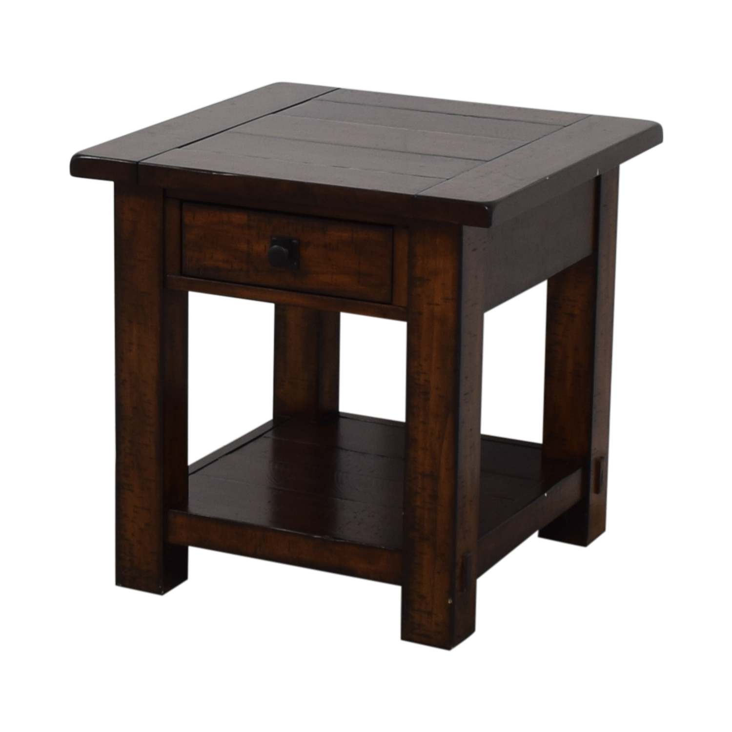 Pottery Barn Pottery Barn Benchwright Single Drawer Side Table nyc