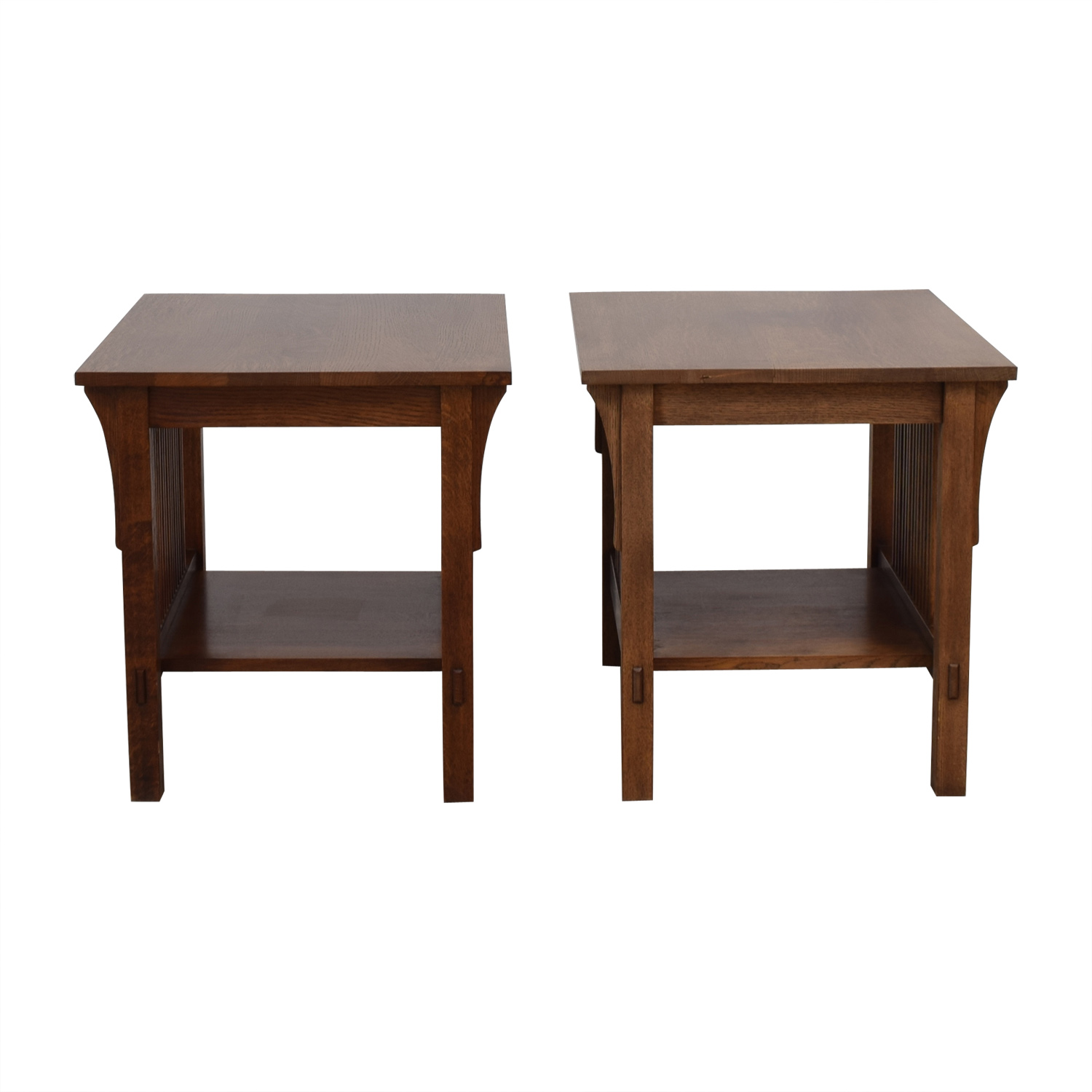 buy Stickley Wood Nightstands Stickley End Tables