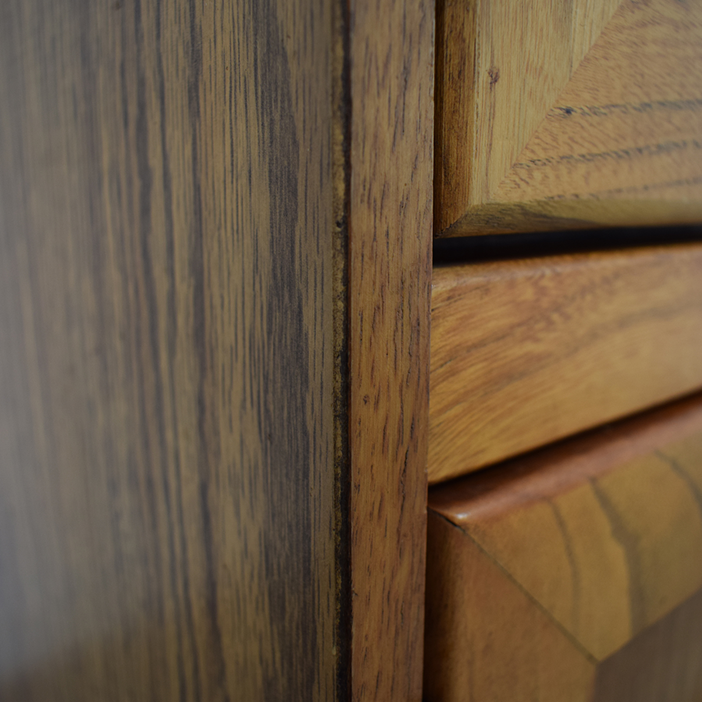 buy Macy's Wood and Glass China Cabinet  Storage