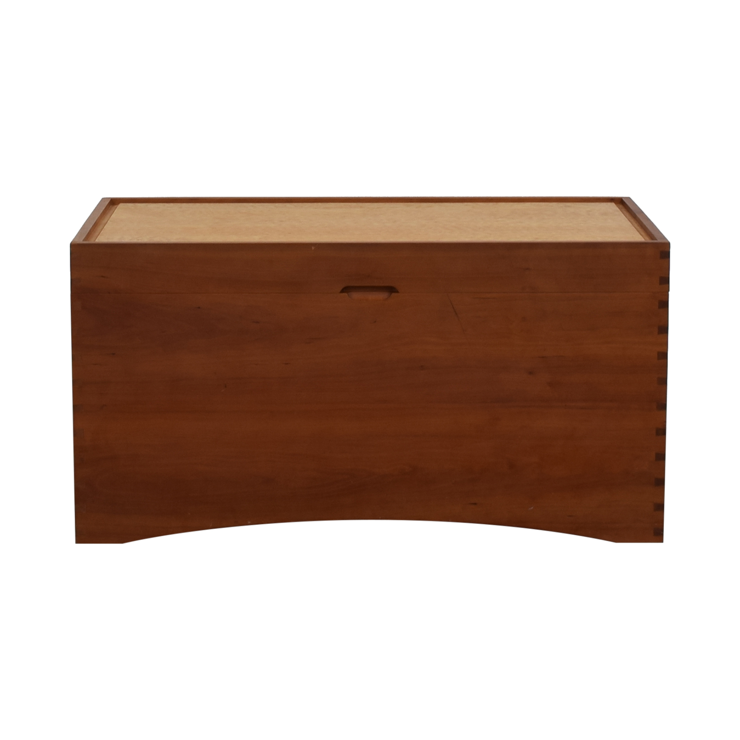 The Joinery Custom Wood Hope Chest Trunk / Storage