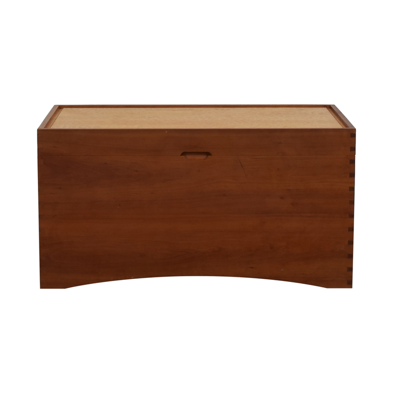 shop The Joinery Custom Wood Hope Chest Trunk The Joinery Storage