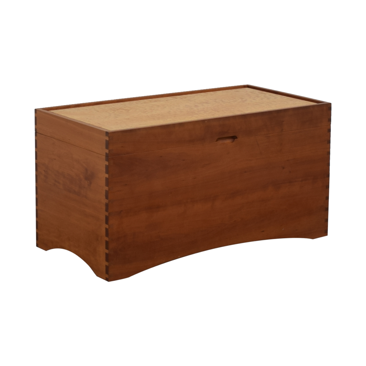 The Joinery The Joinery Custom Wood Hope Chest Trunk nj