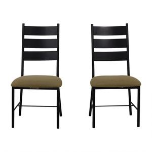 Room & Board Room & Board Beige Upholstered Chairs nj