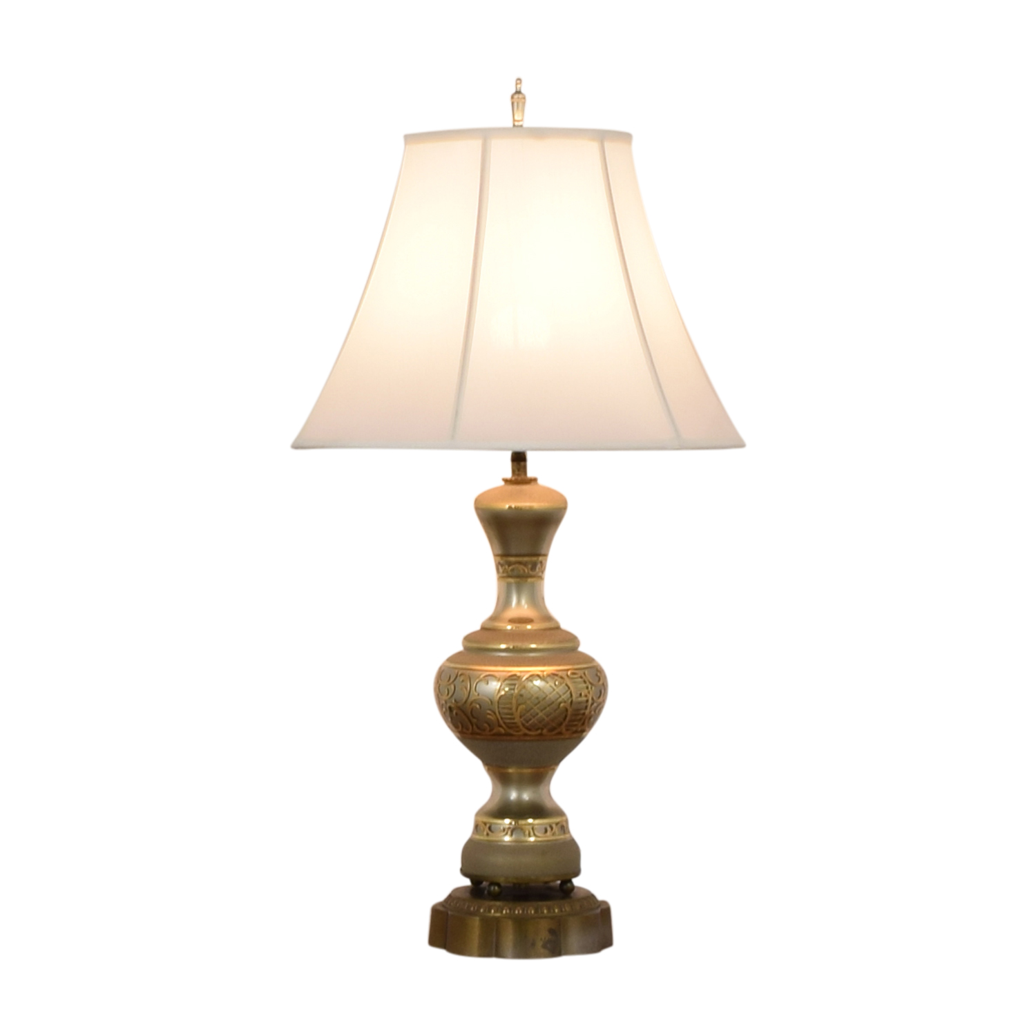 Vintage Gold Table Lamp