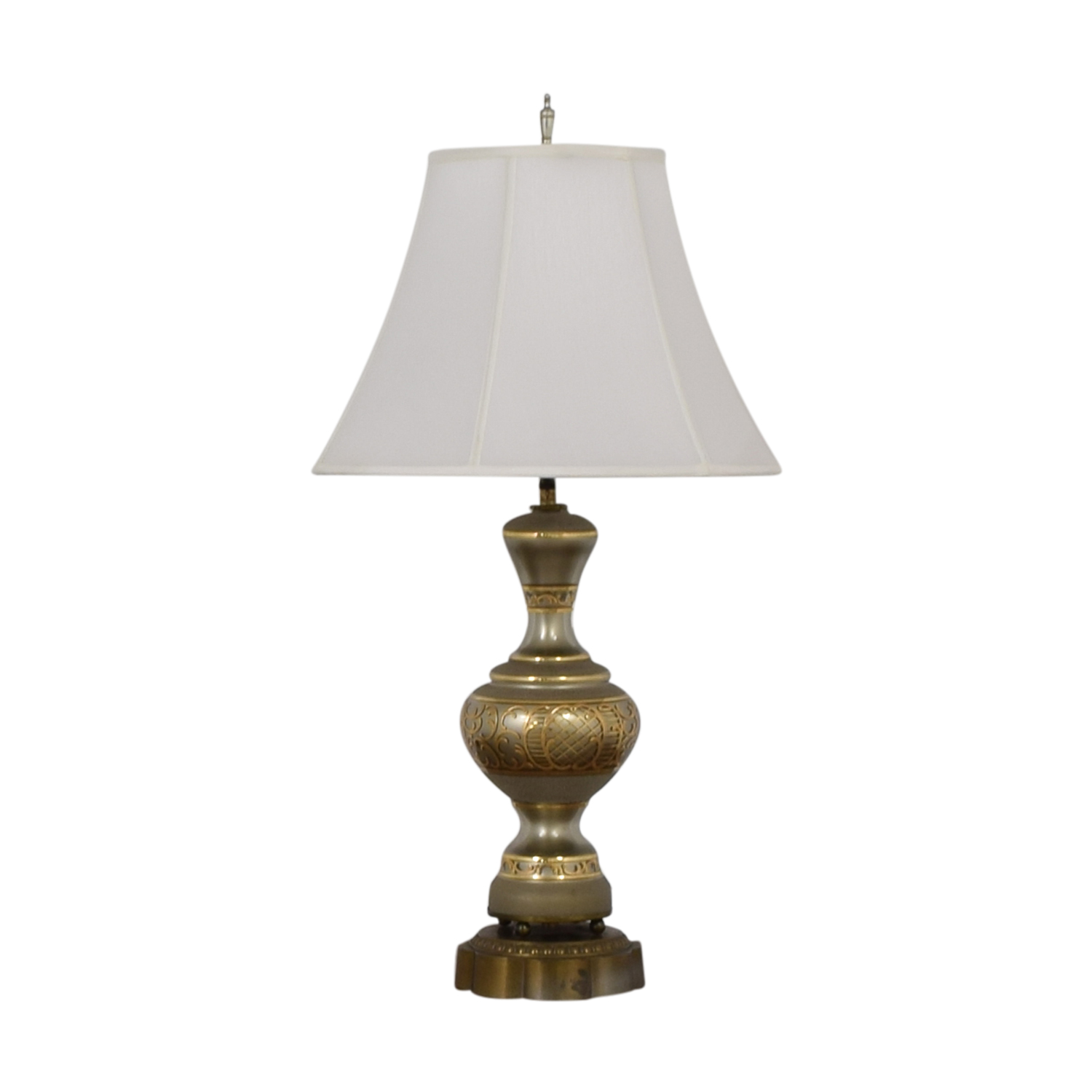 Vintage Gold Table Lamp Lamps