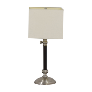 Black Table Accent Lamp