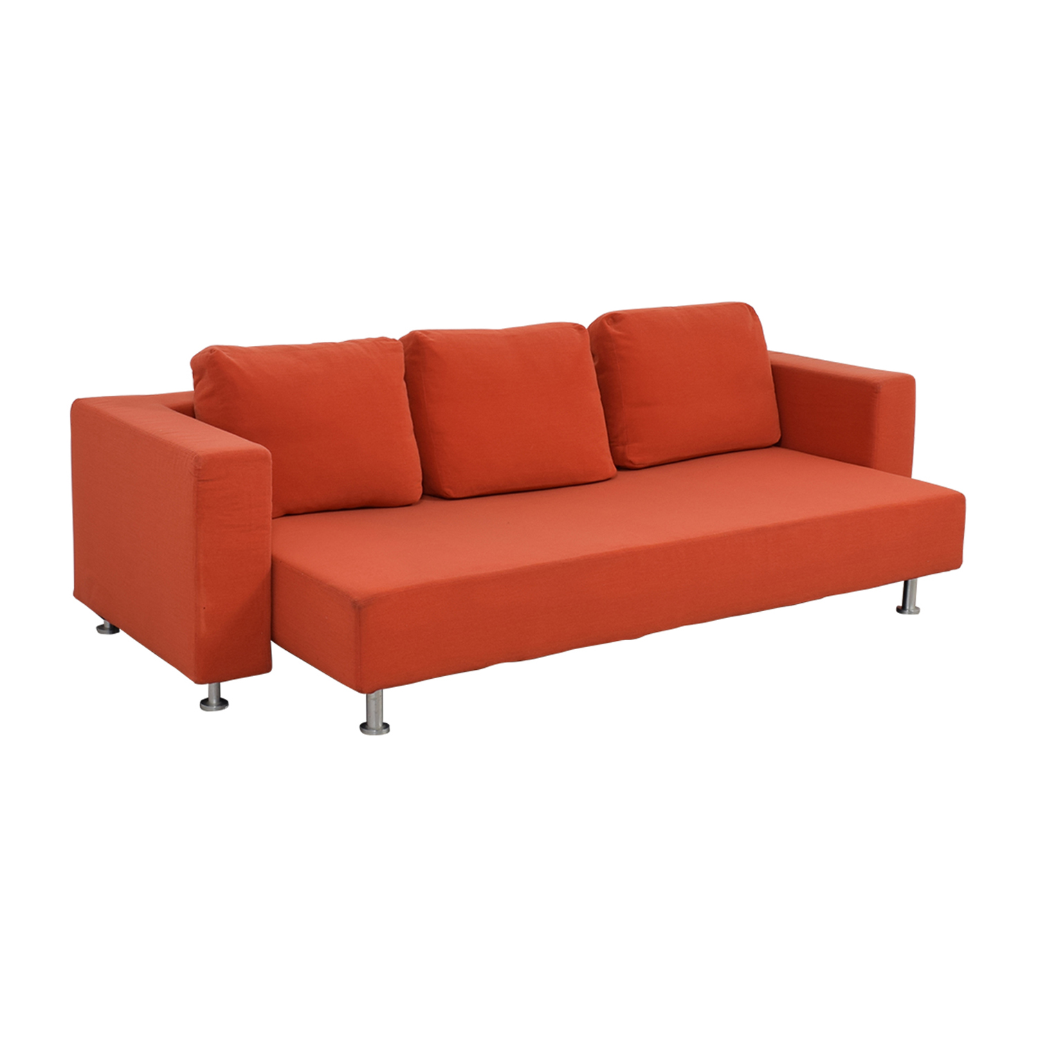 buy Ligne Roset Orange Sleeper Sofa Ligne Roset