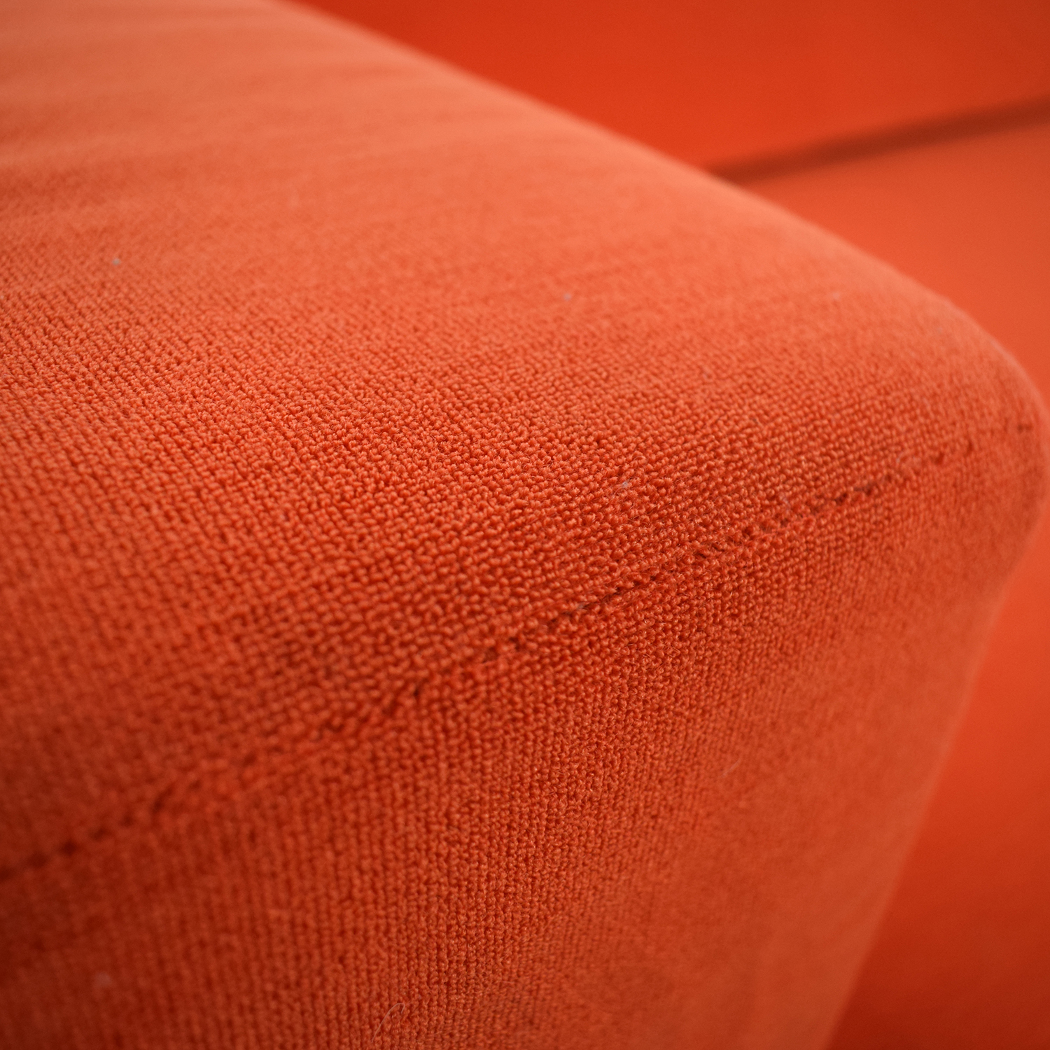 Ligne Roset Ligne Roset Orange Sleeper Sofa nyc