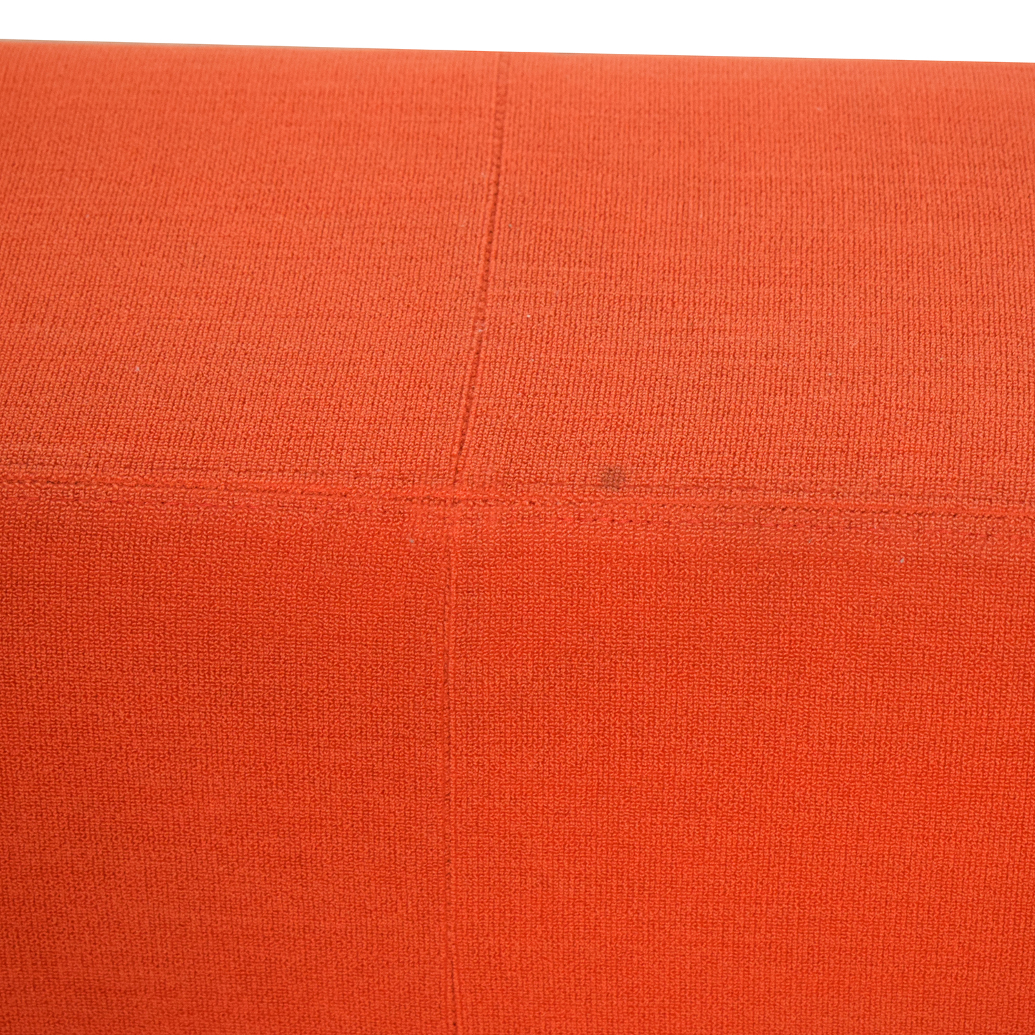 Ligne Roset Ligne Roset Orange Sleeper Sofa