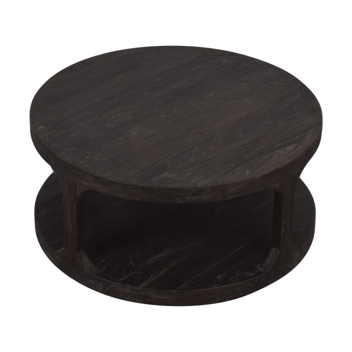 Restoration Hardware Restoration Hardware Martens Round Coffee Table nyc