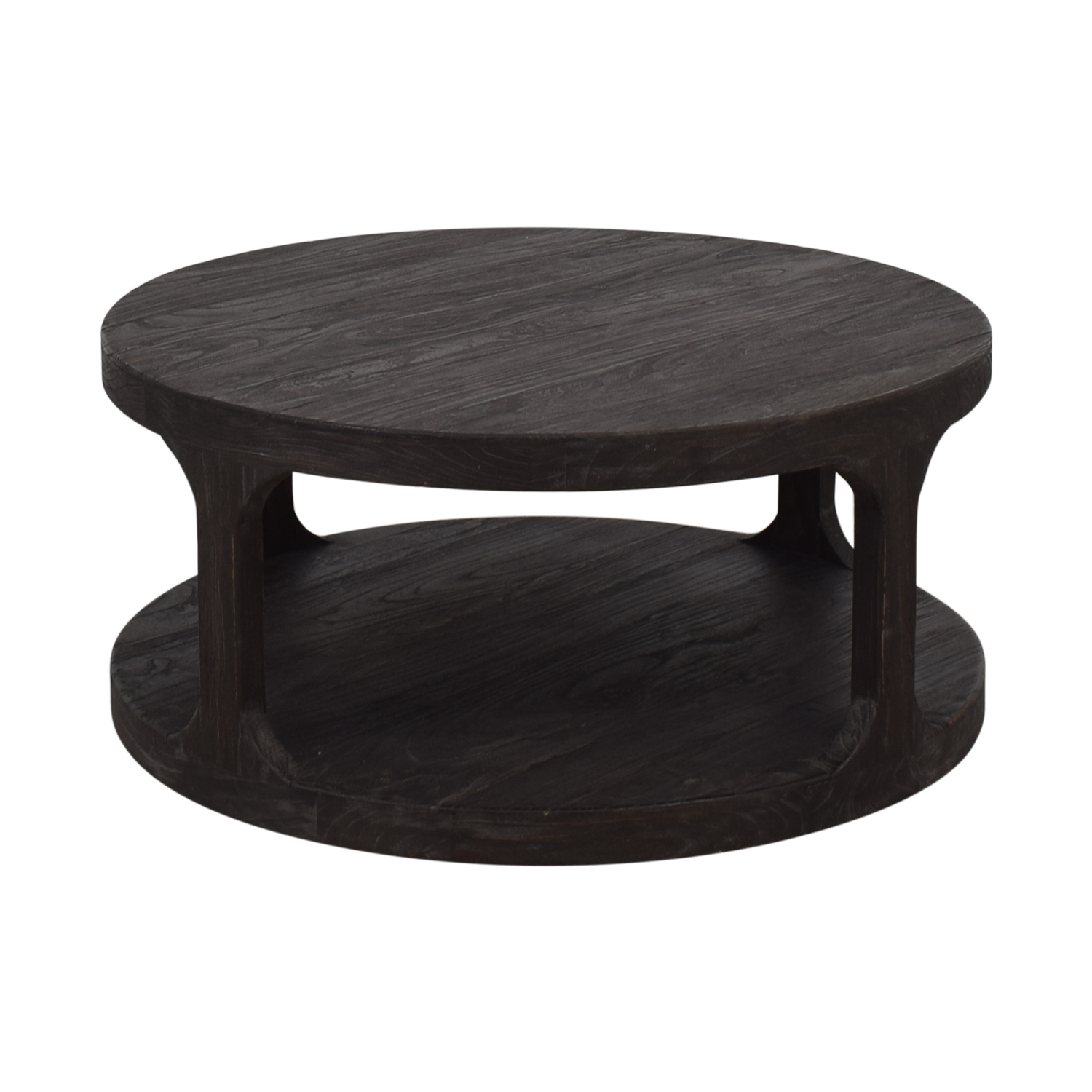 Restoration Hardware Restoration Hardware Martens Round Coffee Table second hand