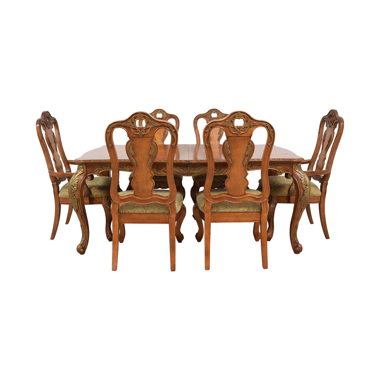 buy Raymour & Flanigan Extendable Wood Dining Set Raymour & Flanigan