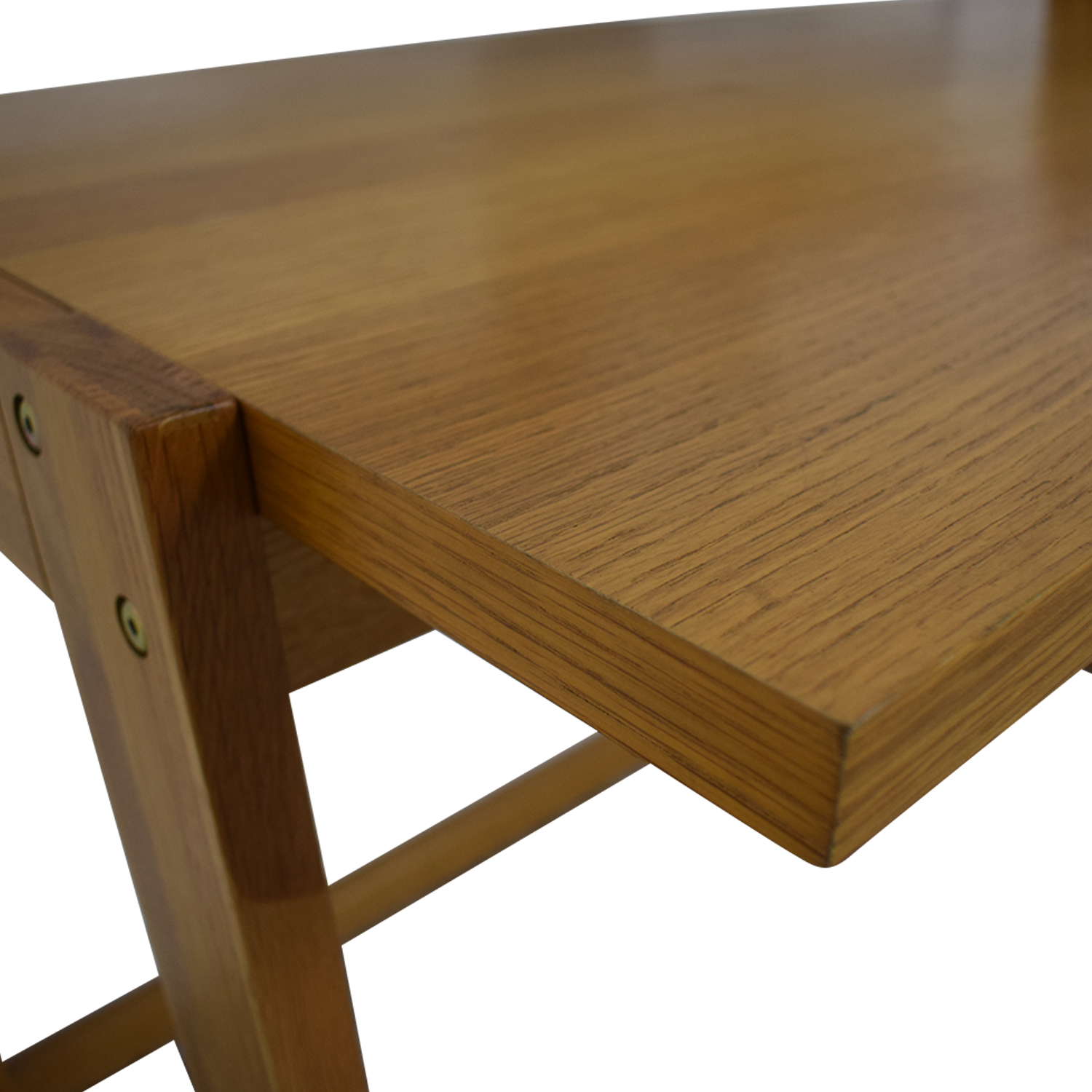 CB2 CB2 Wood Desk second hand