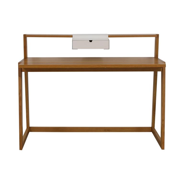 shop CB2 CB2 Wood Desk online