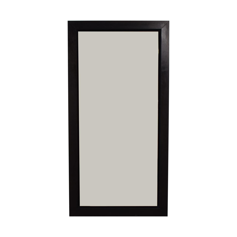 BDI BDI Wood Framed Floor Mirror Mirrors