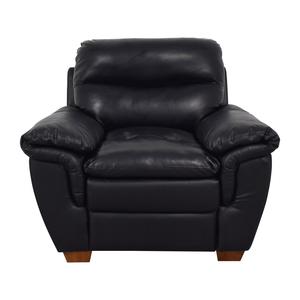 shop Jennifer Furniture Jennifer Furniture Wilton Black Accent Chair online