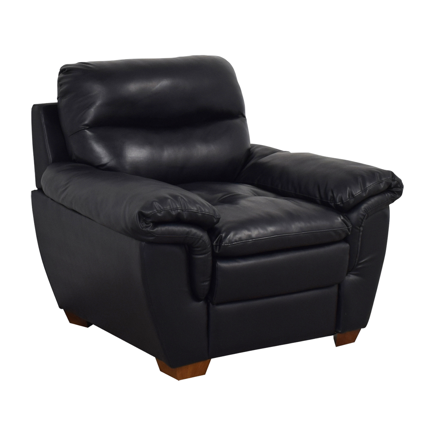 Jennifer Furniture Jennifer Furniture Wilton Black Accent Chair coupon
