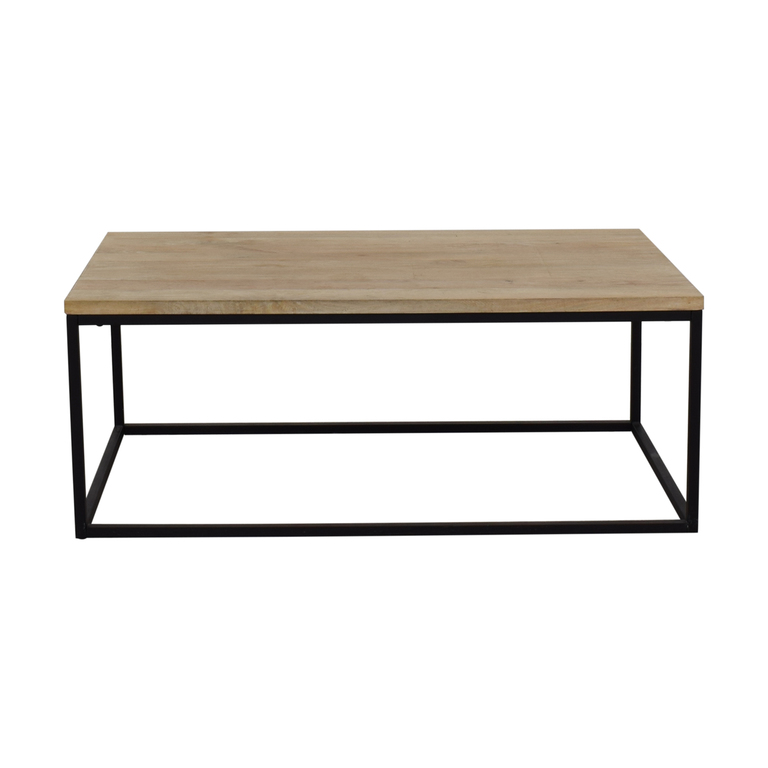 West Elm West Elm Box Frame Coffee Table second hand