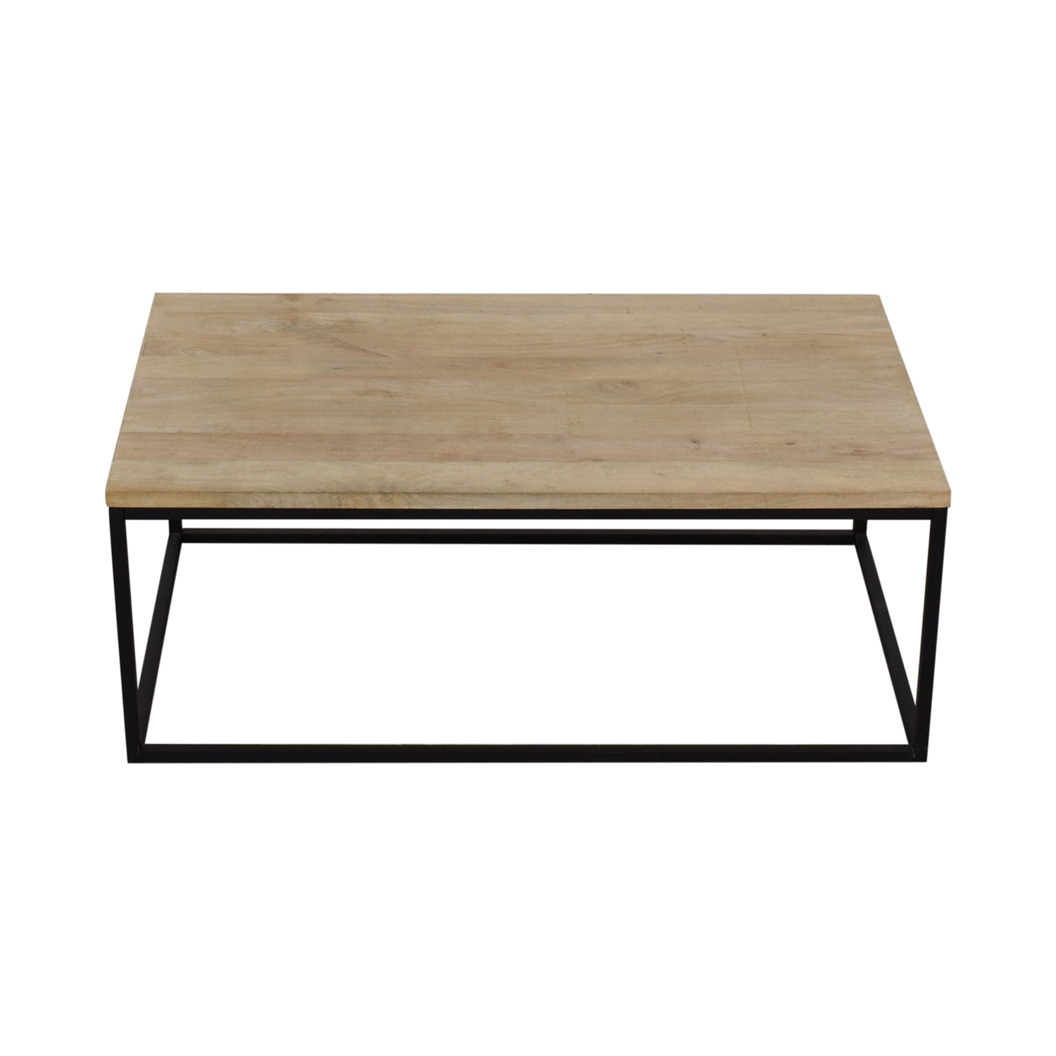 West Elm West Elm Box Frame Coffee Table coupon
