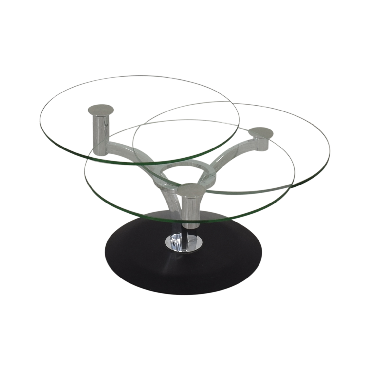Naos Naos Trillo Glass Coffee Table discount
