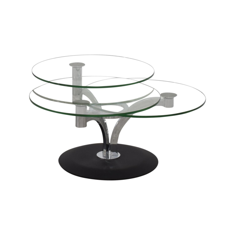 Naos Naos Trillo Glass Coffee Table price
