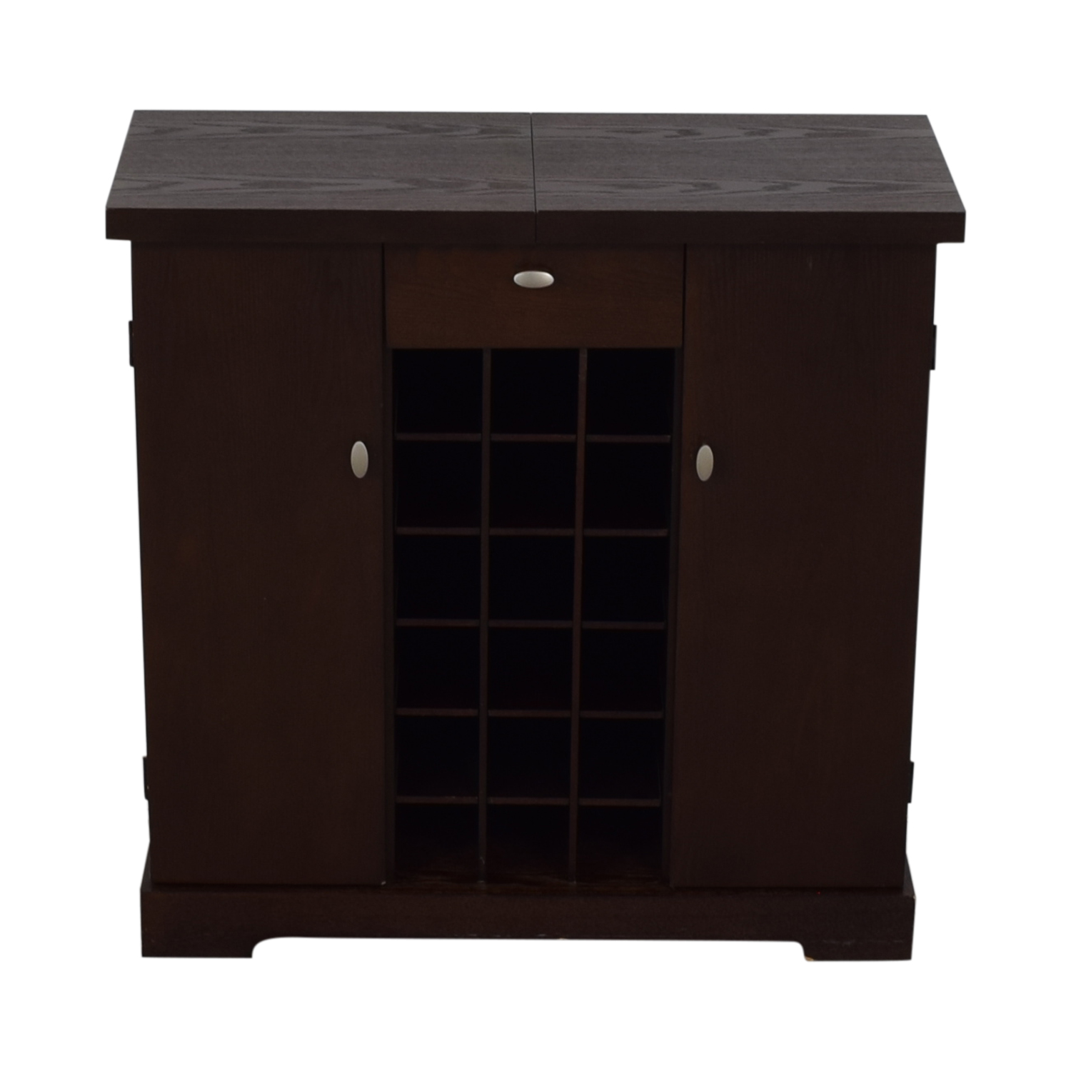 Crate & Barrel Crate & Barrel Bar Cabinet discount
