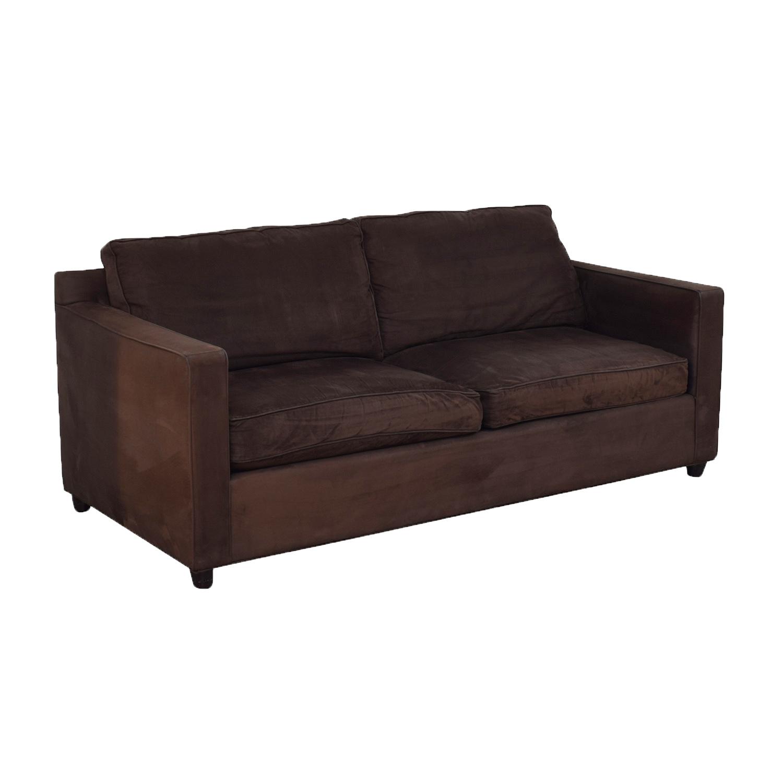 Crate & Barrel Crate & Barrel Two Seat Sofa discount