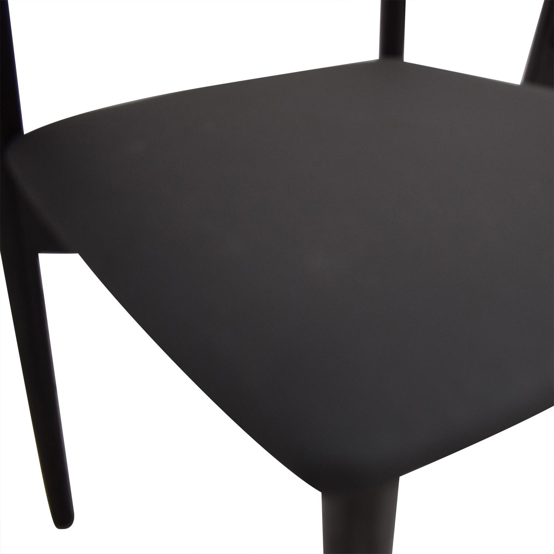 shop Calligaris Black Dining Chairs Calligaris