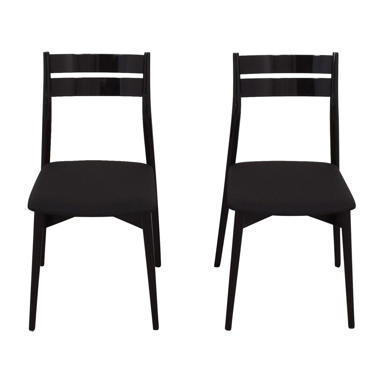 Calligaris Calligaris Black Dining Chairs price