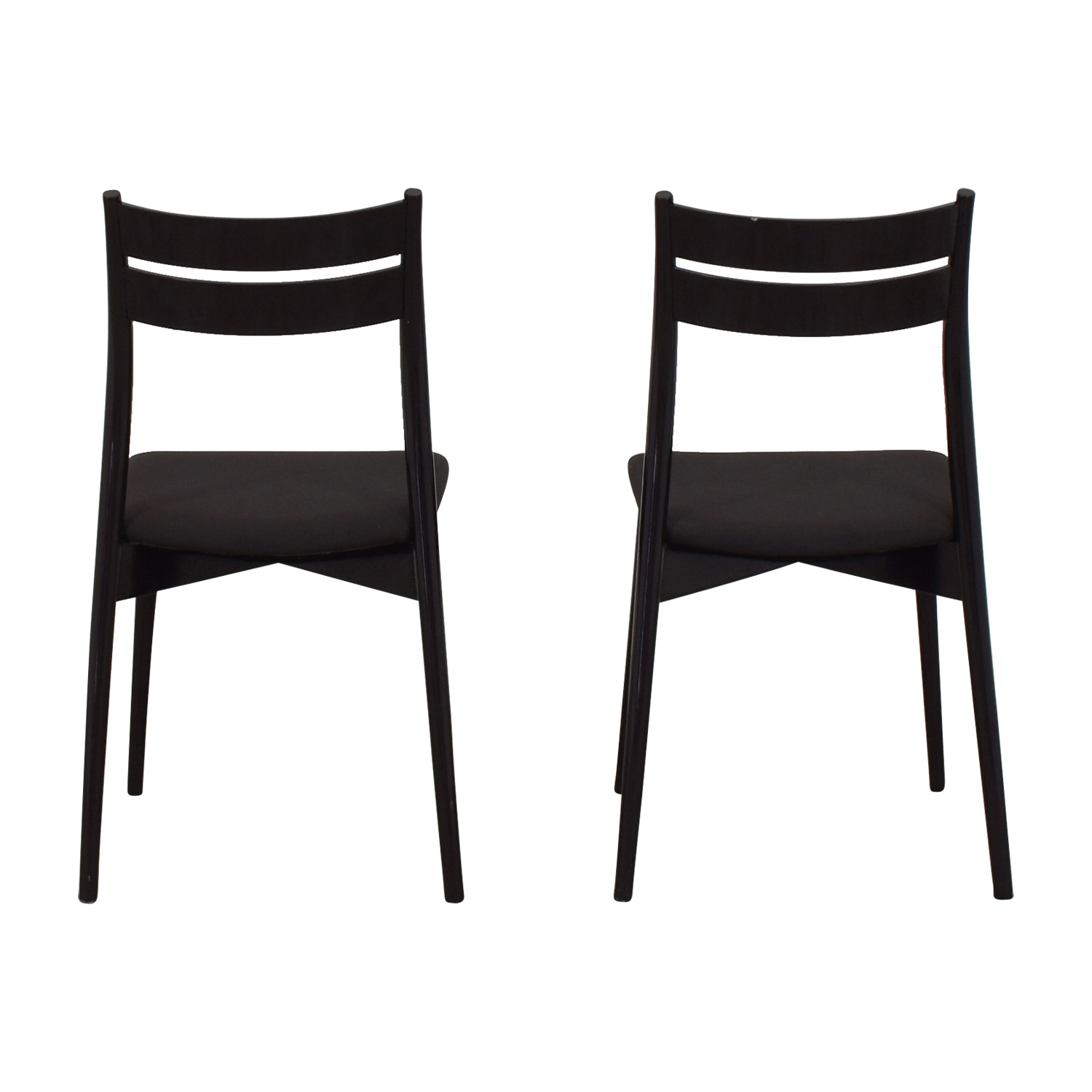 Calligaris Calligaris Black Dining Chairs Chairs